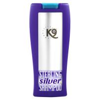 K9 STERLING SILVER SCHAMPO 300ML